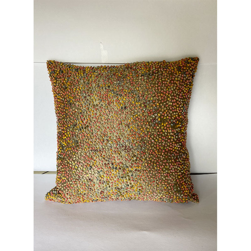 Cosmic Embroidered Pillow  - Home Basics Panamá