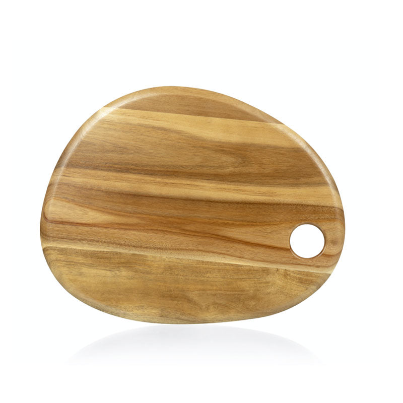Pebble Serving Board  - Home Basics Panamá