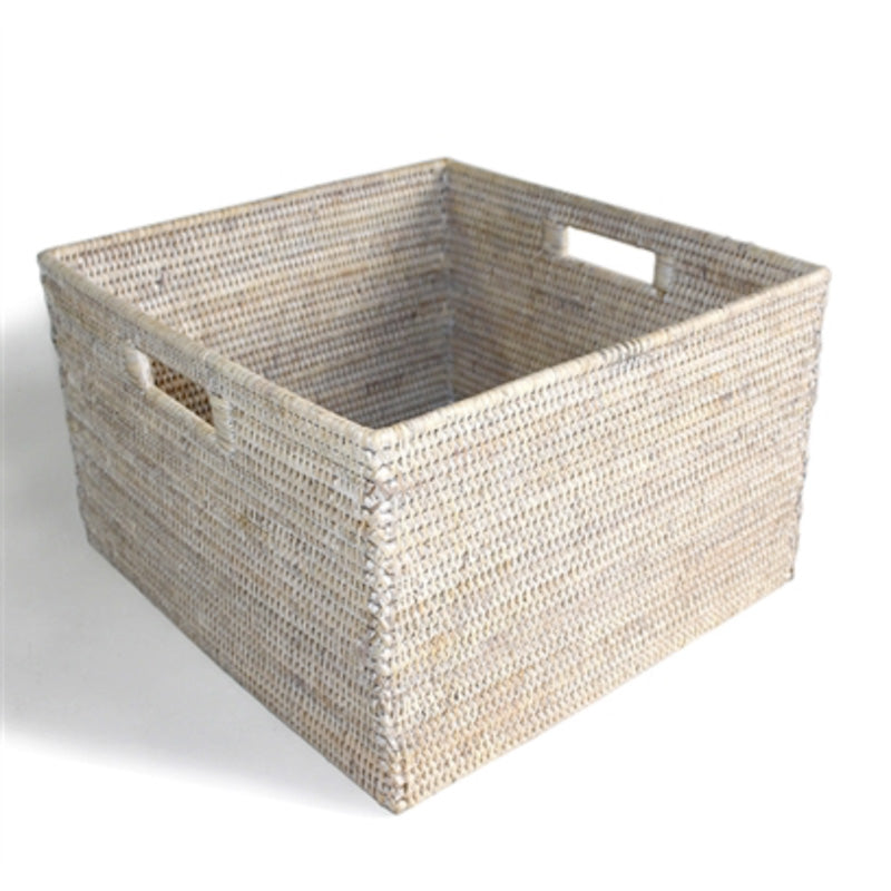 Square Open Storage Basket - Home Basics Panamá