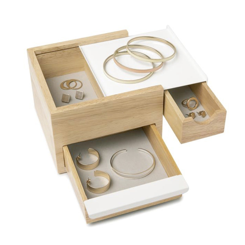 Stowit Jewerly Box - Home Basics Panamá