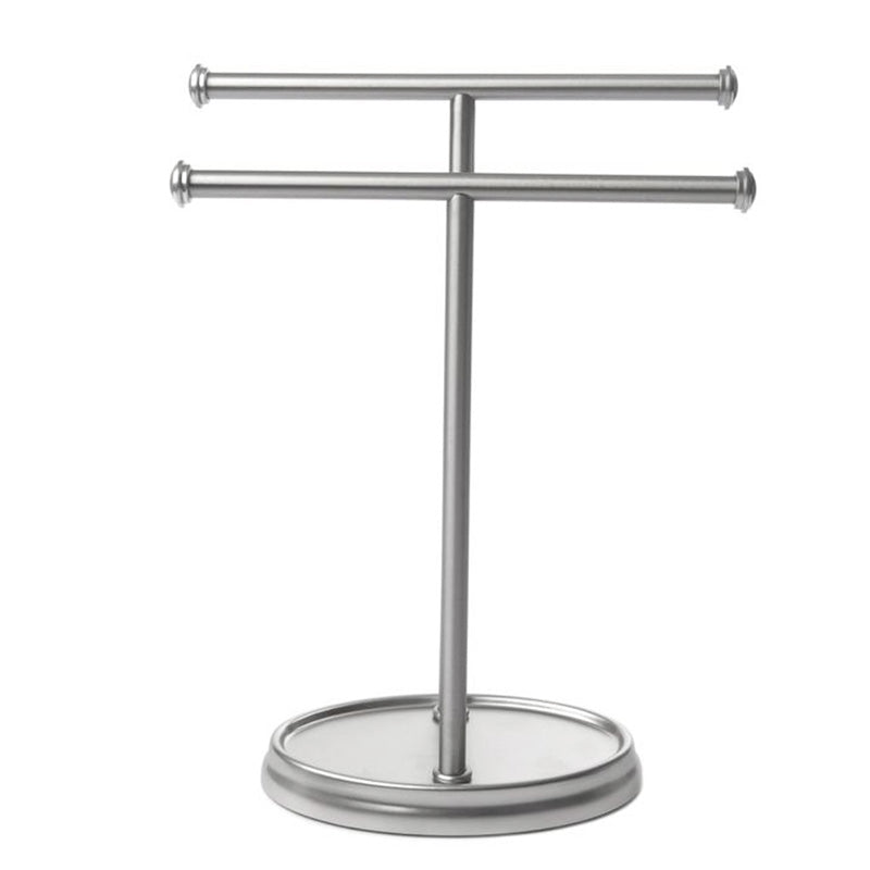 Palm Double Towel Tree Holder - Home Basics Panamá