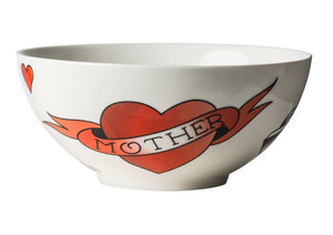 Load image into Gallery viewer, BOWL - SALAD TATTOO - SET OF 4