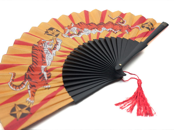 HAND-FAN - COOL CATS TIGER TIGER