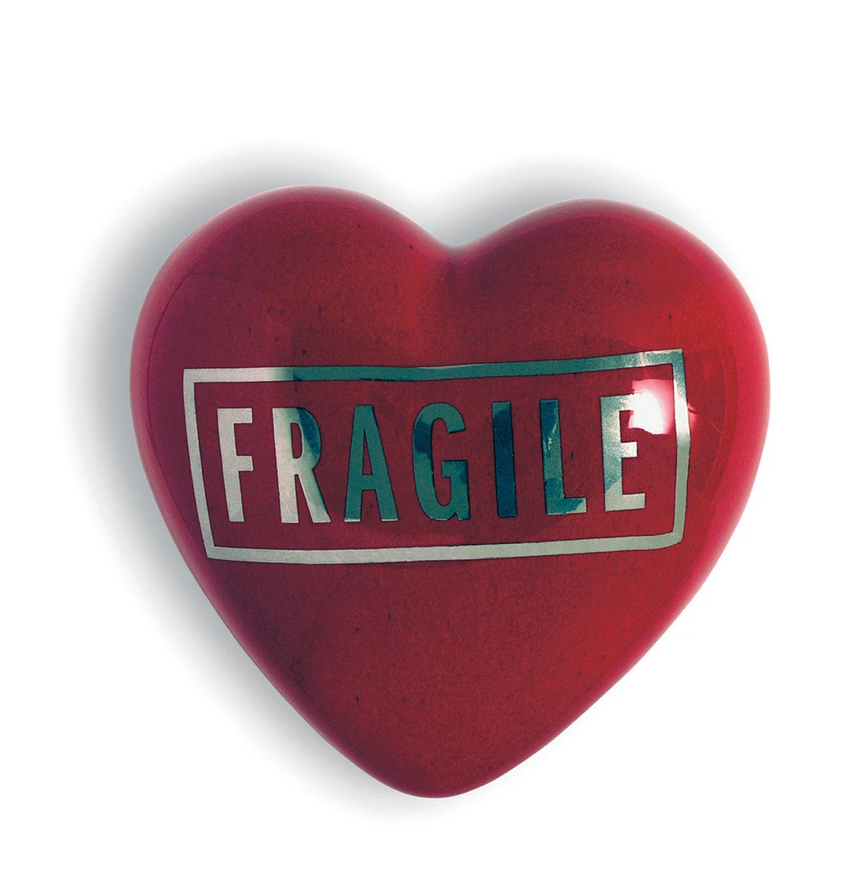 Load image into Gallery viewer, CUORE/HEART - FRAGILE