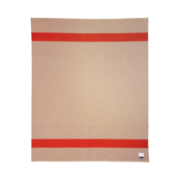 BLANKET - SIEMPRE RECYCLED - SAND