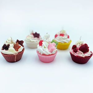 Load image into Gallery viewer, CANDLE - CUPCAKE - GELATO