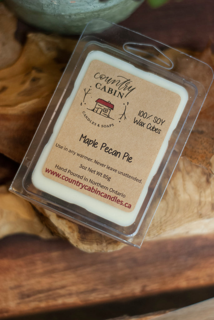 Maple Pecan Wax Melts