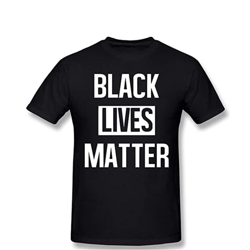 Black Lives Matter Men's T Shirts