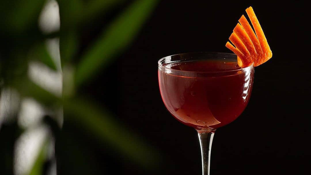Georgestown Boulevardier - A Spiced Spin on a Boulevardier