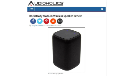 Audioholics Rocksteady Stadium review