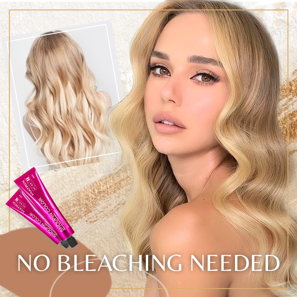 Glamup combines dyeing and moisturizing in one go without damaging your hair