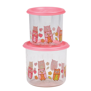 Good Lunch Snack Containers| Hoot! | Large