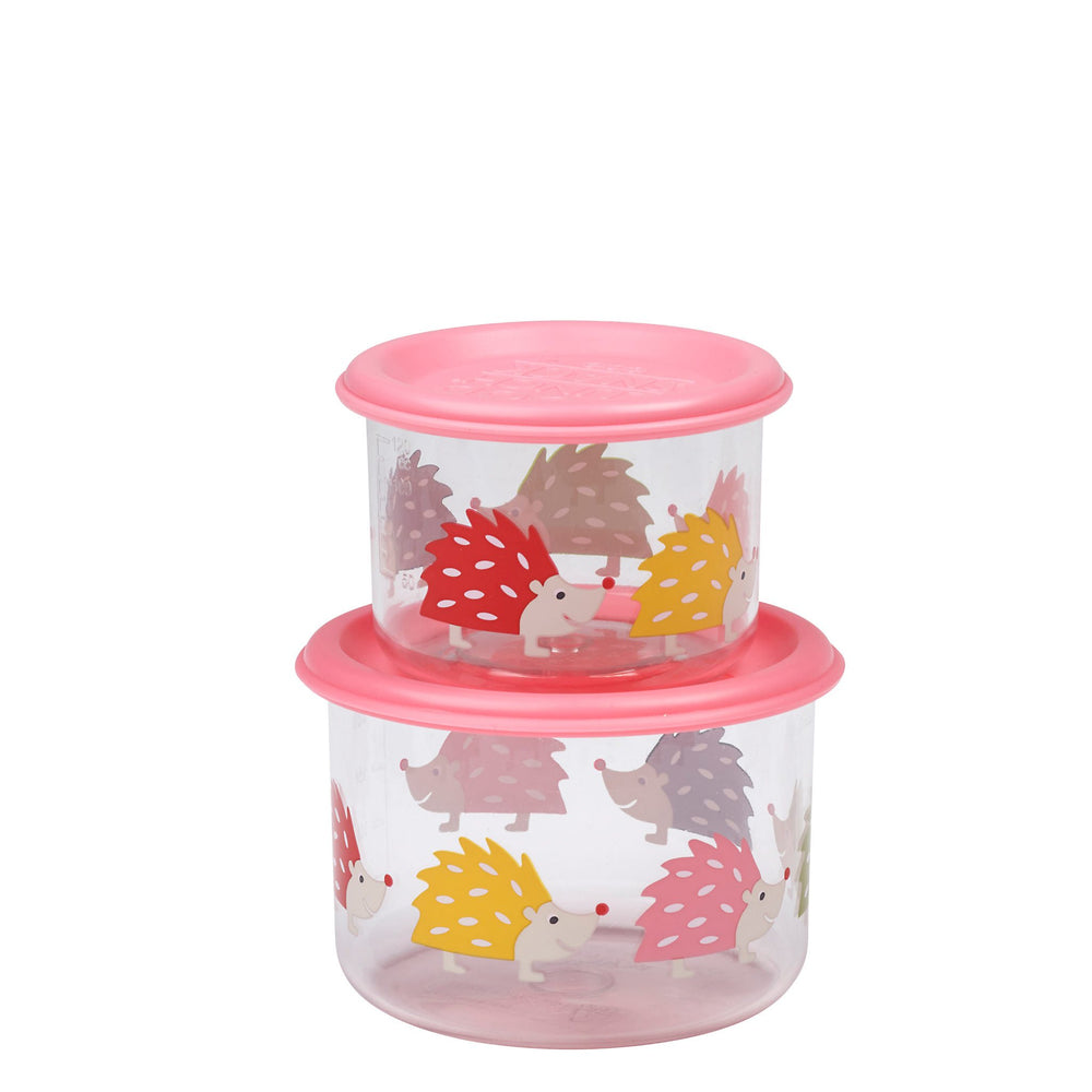 Good Lunch Snack Containers | Hedgehog | Small