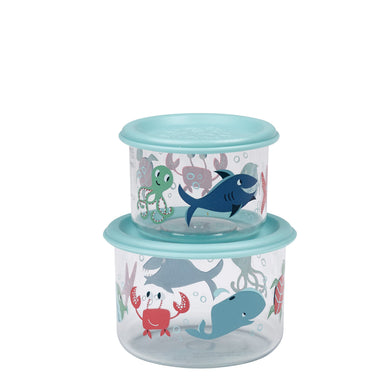 Good Lunch Snack Containers | Ocean | Small