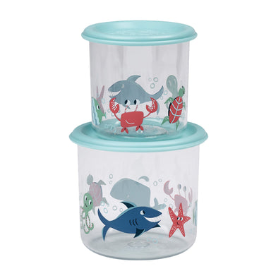 Good Lunch Snack Containers | Ocean | Large