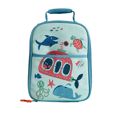 Zippee Lunch Tote | Ocean