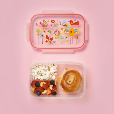Good Lunch Bento Box | Birds & Butterflies