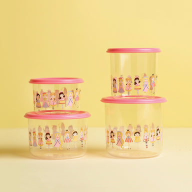 Good Lunch Snack Containers | Princess | Small