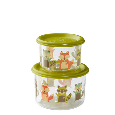 Good Lunch Snack Containers | What did the fox eat? | Small