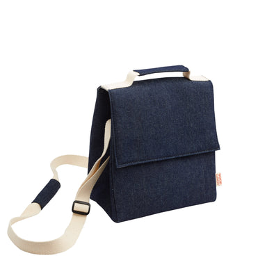 Super Good Lunch Sack | Dark Denim