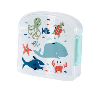Good Lunch Sandwich Box | Ocean