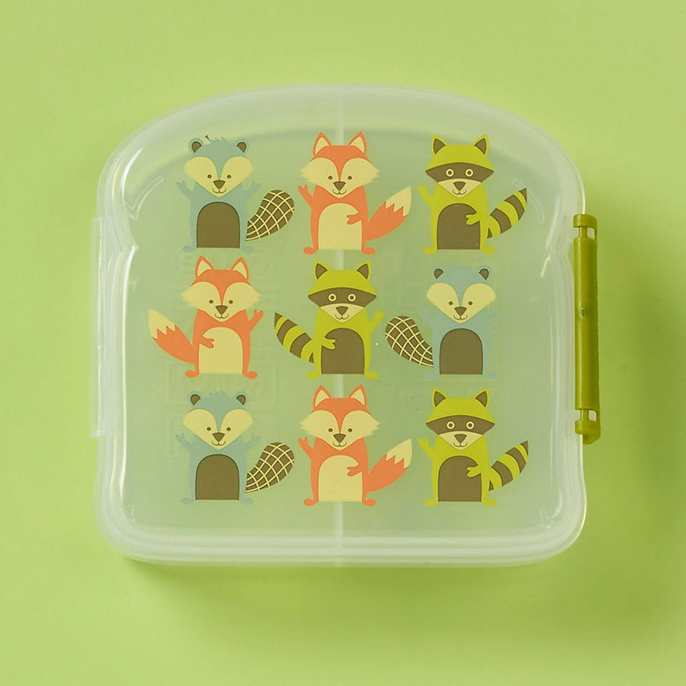 Good Lunch Sandwich Box | What did the Fox Eat?