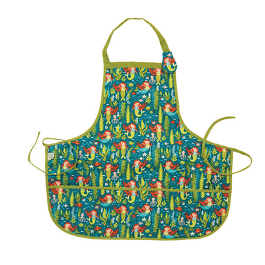 Kiddie Apron | Isla the Mermaid