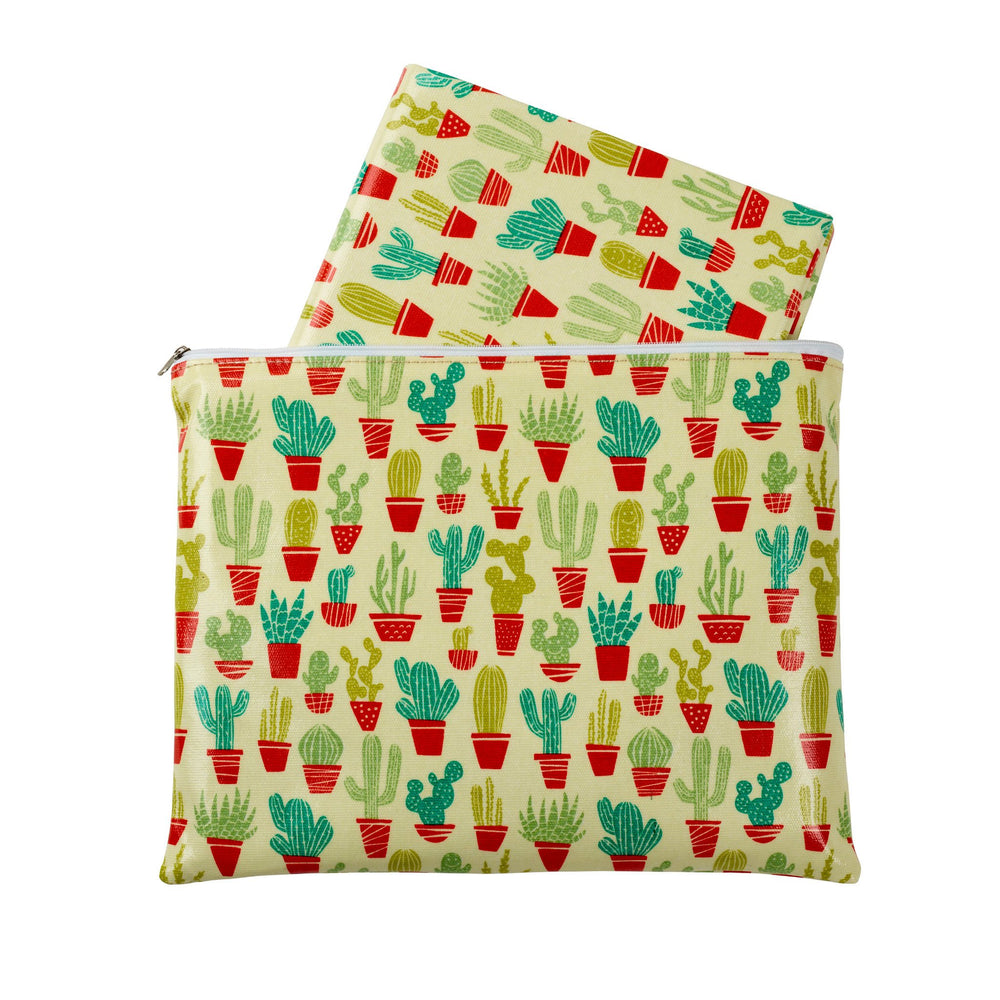 Splat Mat | Happy Cactus