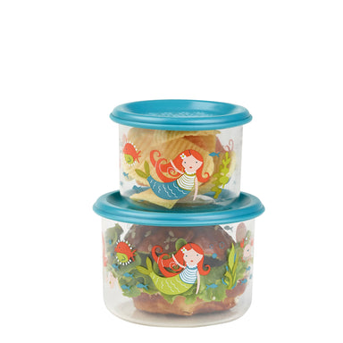 Good Lunch Snack Containers | Isla the Mermaid | Small