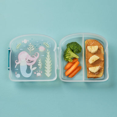 Good Lunch Sandwich Box | Isla the Mermaid