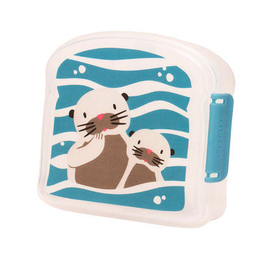 Good Lunch Sandwich Box | Baby Otter