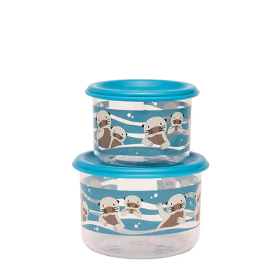 Good Lunch Snack Containers | Baby Otter | Small
