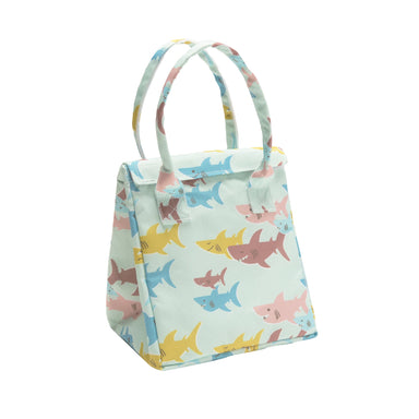 Good Lunch Grab & Go Tote | Smiley Shark