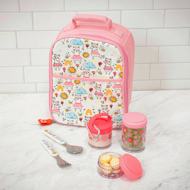 Zippee Lunch Tote | Clementine the Bear