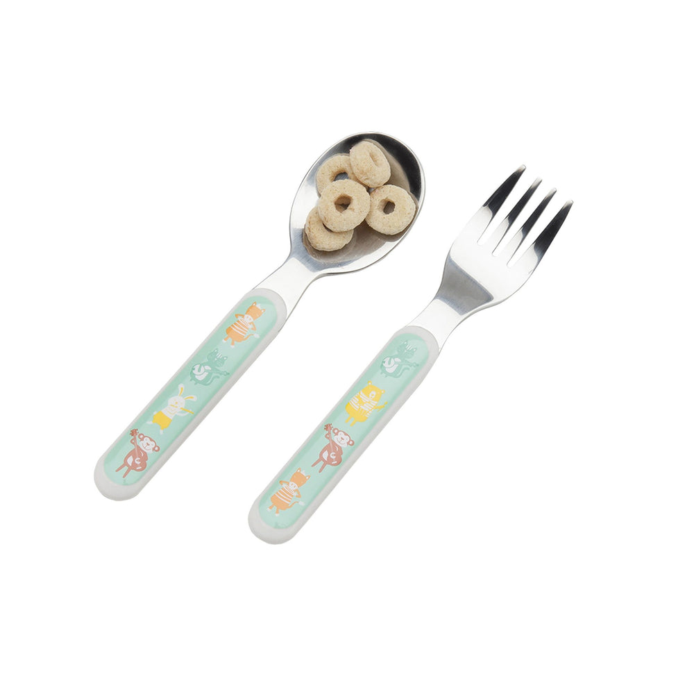 Silverware Set | Animal Band