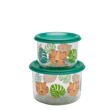 Good Lunch Snack Containers | Tiger | Small