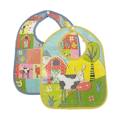 Mini Bib Gift Set |Farm
