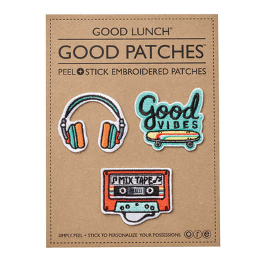 Good Patches | Good Vibes