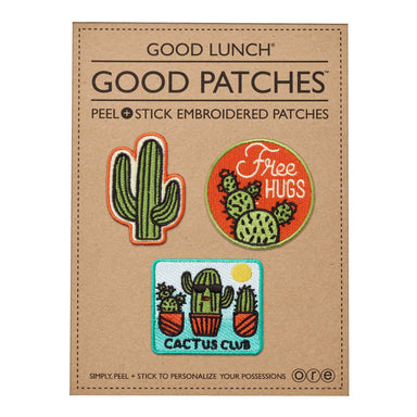 Good Patches | Cactus