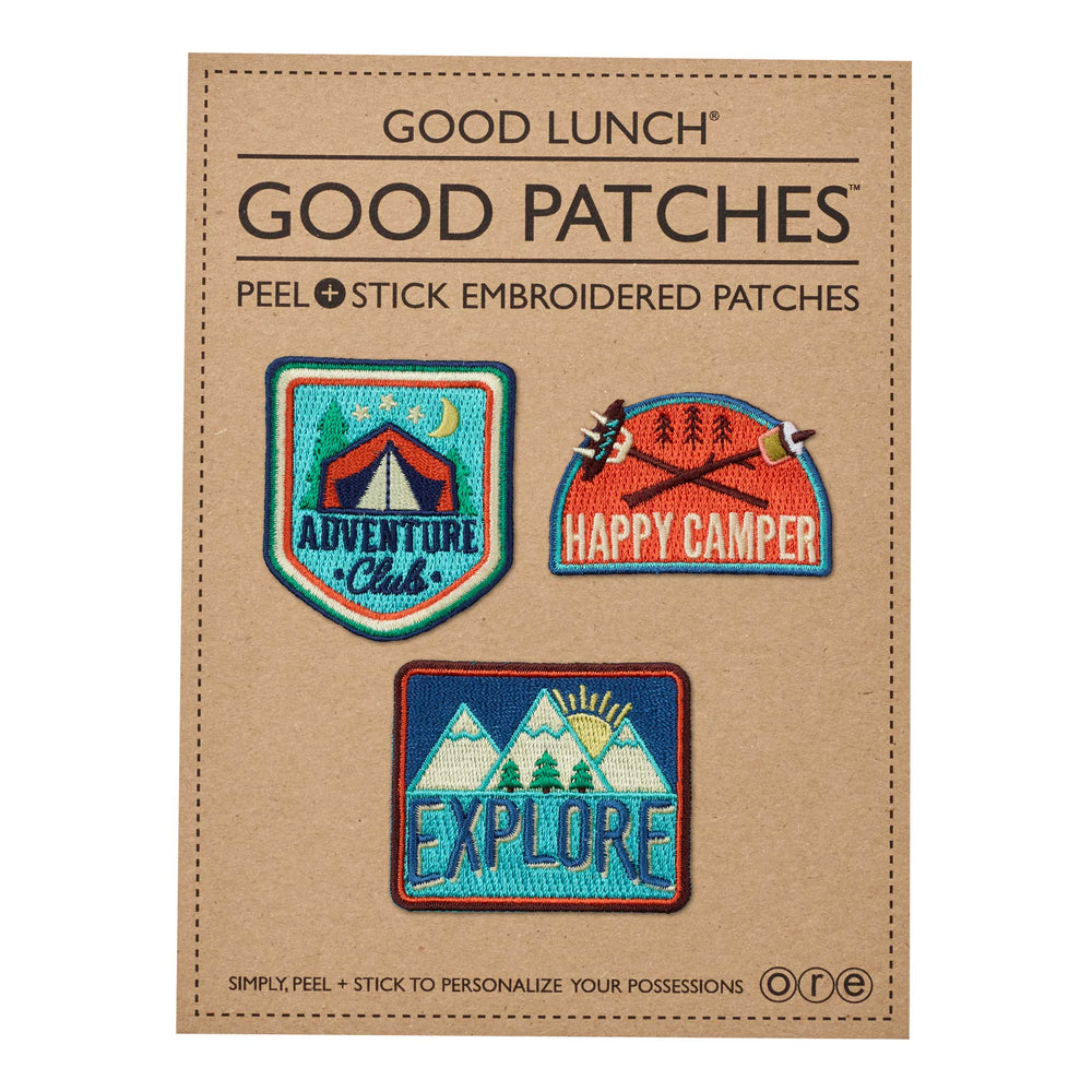 Good Patches | Camper