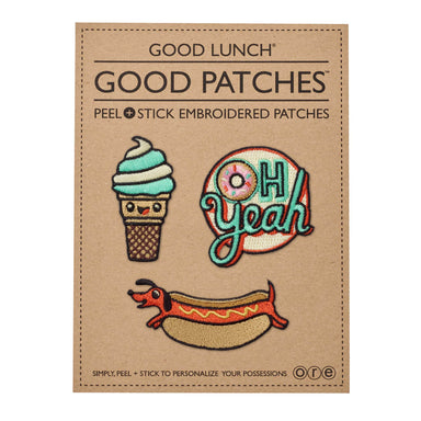 Good Patches | Oh Yeah!