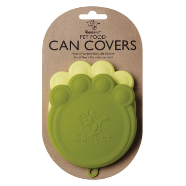 Can Cover Set | Green & Light Green