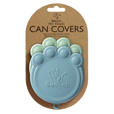 Can Cover Set | Jade & Dusty Blue