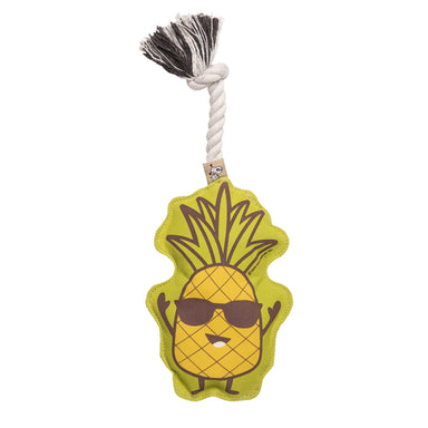 Rope Dog Toy | Pineapple