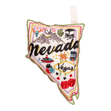 Wish You Were Here Dog Toy | Nevada