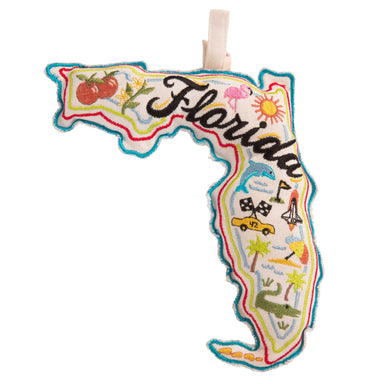 Wish You Were Here Dog Toy | Florida