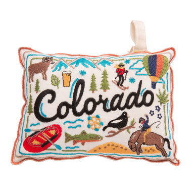 Wish You Were Here Dog Toy | Colorado