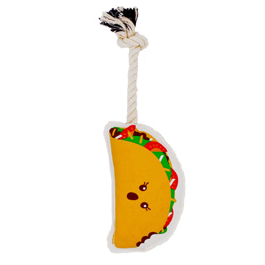 Rope Dog Toy | Taco
