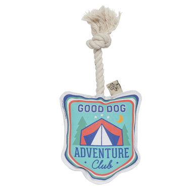 Rope Dog Toy | Good Dog Adventure