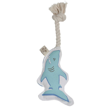 Rope Dog Toy | Shark
